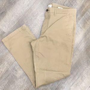 GOOD FELLOW & CO straight recto khaki pants